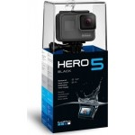 GoPro Hero 5 Black Action Camera (Καινούριο Εκθεσιακό Κομμάτι)