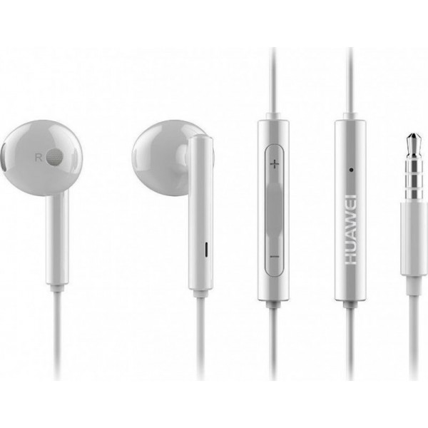 Handsfree Huawei AM115 3.5mm White (Bulk)