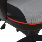 Καρέκλα Γραφείου Gaming HM1076.01 Speed ΜΑΥΡΟ - ΓΚΡΙ - ΜΕ ΠΙΣΤΩΤΙΚΗ ΣΕ ΕΩΣ 36 ΔΟΣΕΙΣ!!!