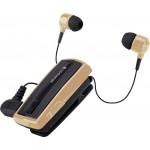 iXchange Stereo Retractable UA-28SE Gold ✔ΦΟΡΤΙΣΤΗΣ ΑΥΤΟΚΙΝΗΤΟΥ 12V - ΜΕ ΠΙΣΤΩΤΙΚΗ ΣΕ ΕΩΣ 36 ΔΟΣΕΙΣ!!!