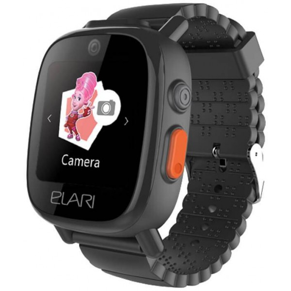 Elari Fixitime 3 Smart Watch FT-301 Black