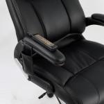 Καρέκλα Γραφείου HM1050.01 Με Massage Μαύρη - ΜΕ ΠΙΣΤΩΤΙΚΗ ΣΕ ΕΩΣ 36 ΔΟΣΕΙΣ!!!