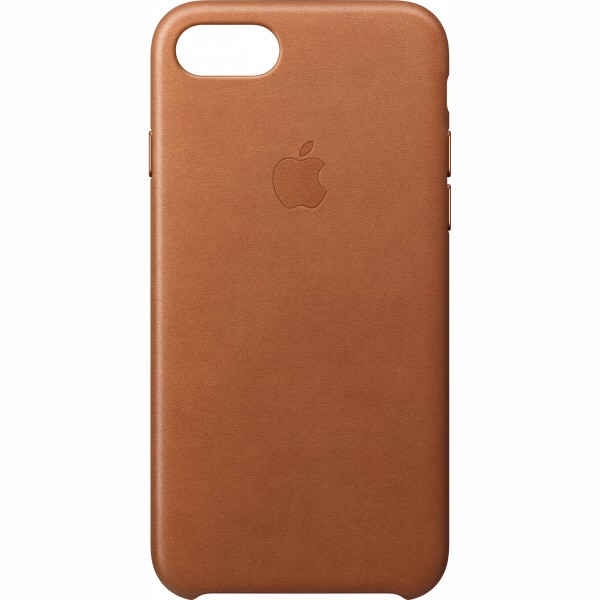 Apple iPhone 8 / 7 Leather Saddle Brown (MQH72ZM/A) - ΜΕ ΠΙΣΤΩΤΙΚΗ ΣΕ ΕΩΣ 36 ΔΟΣΕΙΣ!!!
