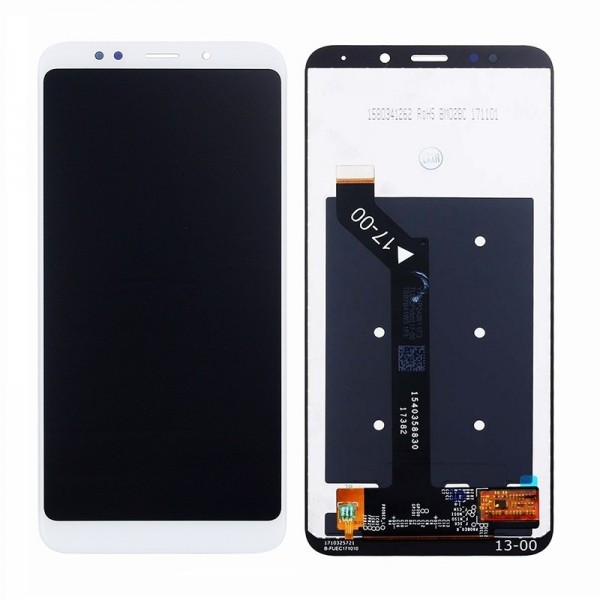 ΟΘΟΝΗ XIAOMI REDMI 5 LCD + TOUCHSCREEN ✔100% ORIGINAL QUALITY (WHITE)