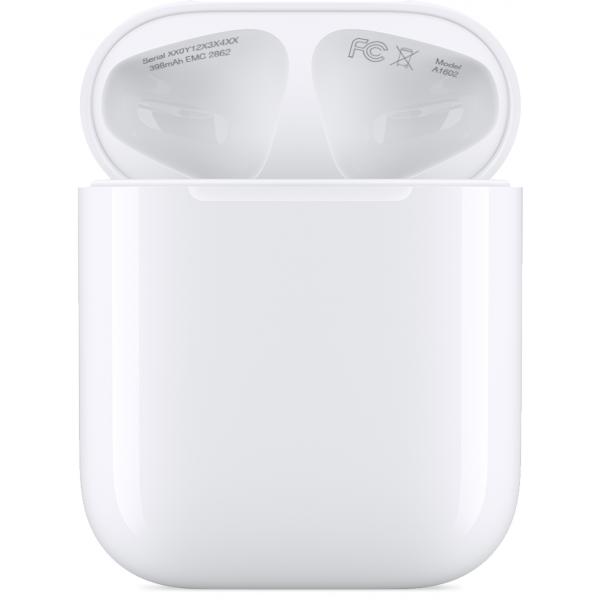 Apple Airpods Charging Case Only (mmef2zm/a) EU