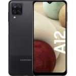 Samsung Galaxy A12 (64GB) Black + ΔΩΡΟ TEMPERED GLASS FULL FACE 9D
