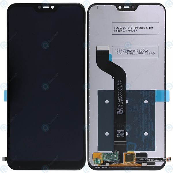 ΟΘΟΝΗ XIAOMI Mi A2/MI6X LCD + TOUCHSCREEN ✔100% ORIGINAL QUALITY (BLACK)