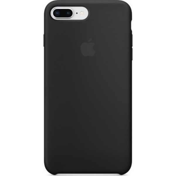 Apple Silicone Case Black (iPhone 8/7 Plus) MQGW2ZM/A