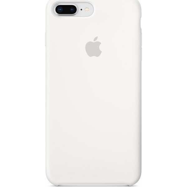 Apple Silicone Case White (iPhone 8/7 Plus) MQGX2ZM/A