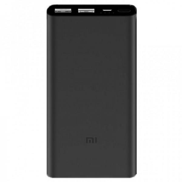 Xiaomi Mi Powerbank 2S 10000mAh (Black) + ΔΩΡΟ ΦΟΡΤΙΣΤΗΣ ΑΥΤΟΚΙΝΗΤΟΥ 12V