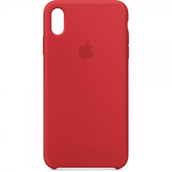 Apple iPhone XS Max Silicone Case Red (PRODUCT) MRWH2ZM/A - ΜΕ ΠΙΣΤΩΤΙΚΗ ΣΕ ΕΩΣ 36 ΔΟΣΕΙΣ!!!