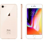 APPLE IPHONE 8 64GB (GOLD) EU ✔ΔΩΡΟ ΘΗΚΗ + ✔TEMPERED GLASS + ✔ΦΟΡΤΙΣΤΗΣ ΑΥΤΟΚΙΝΗΤΟΥ  - ΜΕ ΠΙΣΤΩΤΙΚΗ ΣΕ ΕΩΣ 36 ΔΟΣΕΙΣ!!!