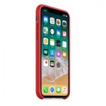 Apple Silicone Case (Product) Red (iPhone X) MQT52ZM/A - ΜΕ ΠΙΣΤΩΤΙΚΗ ΣΕ ΕΩΣ 36 ΔΟΣΕΙΣ!!!
