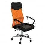 Καρέκλα Γραφείου HM1000.02 (Black/Orange) - ΜΕ ΠΙΣΤΩΤΙΚΗ ΣΕ ΕΩΣ 36 ΔΟΣΕΙΣ!!!